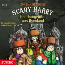 Sonja Kaiblinger - Scary Harry. Knochengrüße aus Russland