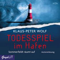 Klaus-Peter Wolf - Todesspiel im Hafen