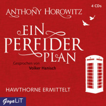 Anthony Horowitz - Ein perfider Plan: Hawthorne ermittelt