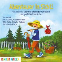 Abenteuer in Sicht! Geschichten, Gedichte und Lieder für kleine und große Weltentdecker