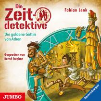 Die Zeitdetektive - Folge 40. Die goldene Göttin von Athen