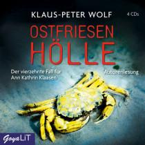 Klaus-Peter Wolf - Ostfriesenhölle: Der 14. Fall für Ann Kathrin Klaasen