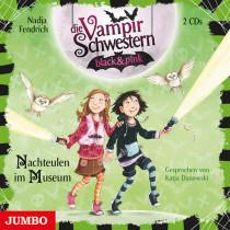 Die Vampirschwestern black & pink. Nachteulen im Museum [6]