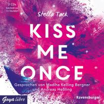 Stella Tack - Kiss me once