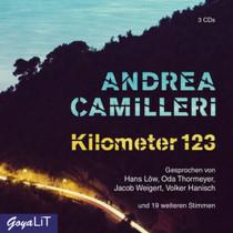 Andrea Camilleri - Kilometer 123