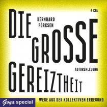 Bernhard Pörksen - Die große Gereiztheit. Wege aus der kollektiven Erregung