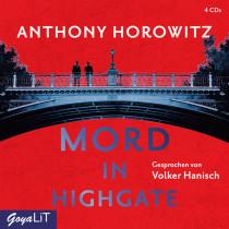 Anthony Horowitz - Mord in Highgate. Hawthorne ermittelt