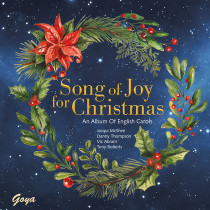 Song of Joy for Christmas: An Album of English Carols
