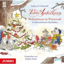 Tilda Apfelkern. Weihnachtszeit im Winterwald - 24 Adventskalender-Geschichten