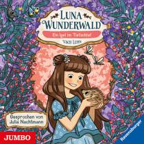 Usch Luhn - Luna Wunderwald. Ein Igel im Tiefschlaf