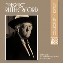 Margaret Rutherford Collectors Edition 3 - 3 CD Box (Folge 8-9)