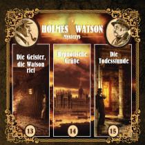 Holmes & Watson Mysterys Vol.5