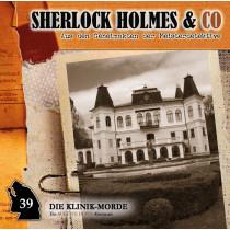 Sherlock Holmes und Co. 39 - Die Klinik-Morde