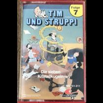 MC Maritim Tim und Struppi 07 Die sieben Kristallkugeln