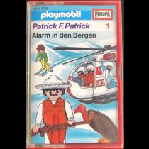 MC Europa Playmobil Patrick F. Patrick 01 Alarm in den Bergen