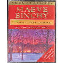 MC Maeve Binchy - This yaer it will be different