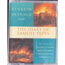 MC Kenneth Branagh reads the diary of Samuel Pepys