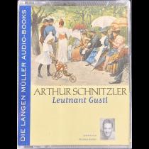 MC Arthur Schnitzler - Leutnant Gustl