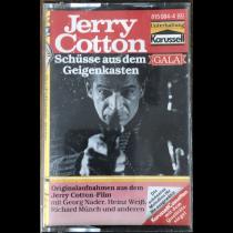 MC Karussell Jerry Cotton Schüsse aus dem Geigenkasten