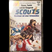 MC CBS Scouts 5 Hexen, Teufel und ein Kängeruh