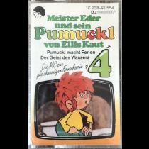 MC EMI Pumuckl 04 macht Ferien / Der Geist des Wassers