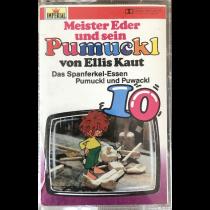 MC EMI Pumuckl 10 Das Spanferkel-Essen / und Puwackl