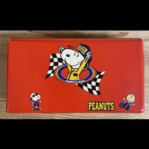 MC Kassettenkoffer Peanuts für 10 MC