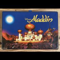 MC Kassettenkoffer Disney Aladdin für 16 MC