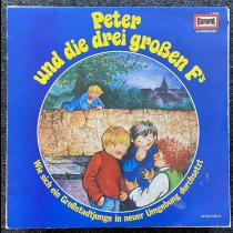 LP Europa Peter und die drei großen F´s