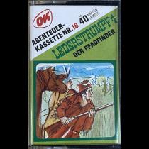 MC OK Abenteuerkassette 16 Lederstrumpf 4 Der Pfadfinder