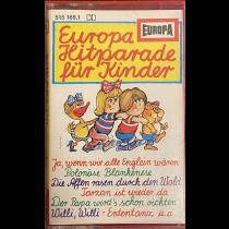 MC Europa Hitparade für Kinder