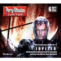 Perry Rhodan Jupiter: Die komplette Miniserie (6 mp3-CDs)