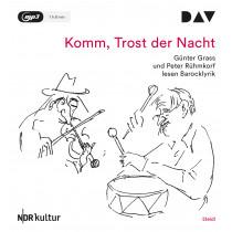 Günter Grass - Komm, Trost der Nacht: Autorenlesung