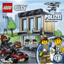 LEGO City - 18 - Polizei