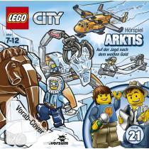 LEGO City - 21 - Arktis
