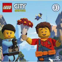 LEGO City Abenteuer - TV-Serie CD 3