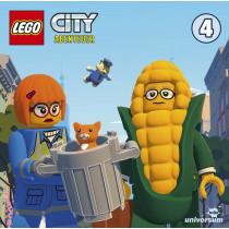 LEGO City Abenteuer - TV-Serie CD 4