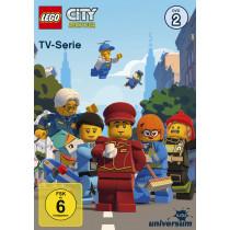 LEGO City Abenteuer - TV-Serie - DVD 2 (Staffel 1.2)