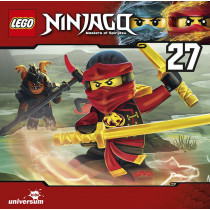 LEGO Ninjago 7. Staffel (CD 27)
