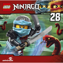 LEGO Ninjago 7. Staffel (CD 28)