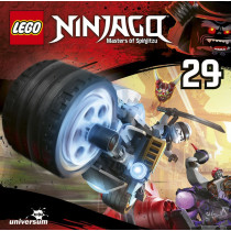 LEGO Ninjago 8. Staffel (CD 29)