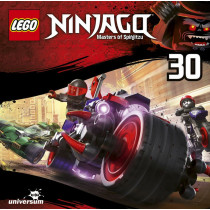 LEGO Ninjago 8. Staffel (CD 30)
