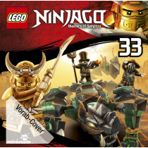 LEGO Ninjago 9. Staffel (CD 33)