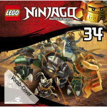 LEGO Ninjago 9. Staffel (CD 34)