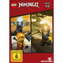 LEGO Ninjago - Staffel 11.2 (DVD)