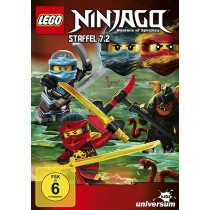 LEGO Ninjago - Staffel 7.2 (DVD)