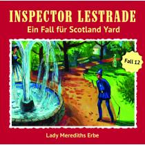 Inspector Lestrade - Fall 12: Lady Merediths Erbe