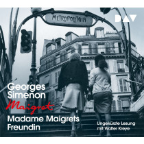 Georges Simenon - Madame Maigrets Freundin
