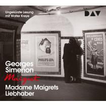 Georges Simenon - Madame Maigrets Liebhaber