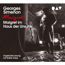 Georges Simenon - Maigret im Haus der Unruhe